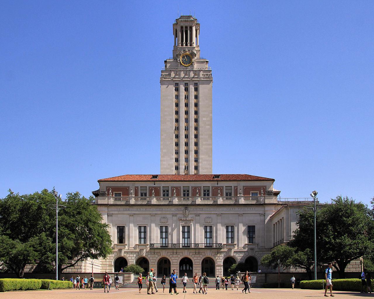The University of Texas, Austin