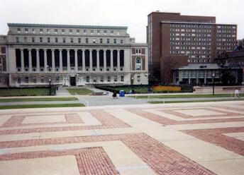 Columbia University in New York