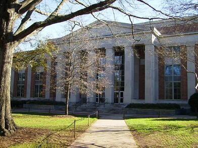 The University of Georgia, Athens