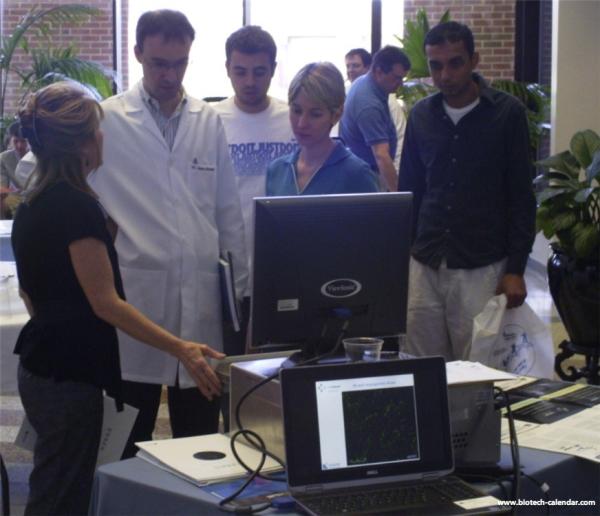 UNC Chapel Hill Life Science Marketing Events