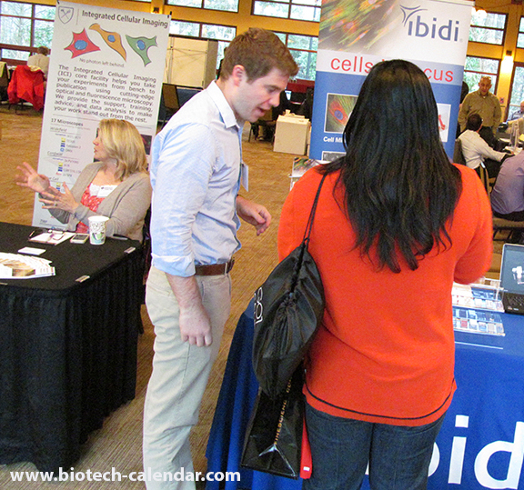 ibidi, LLC at the Emory University BioResearch Product Faire™ Event.