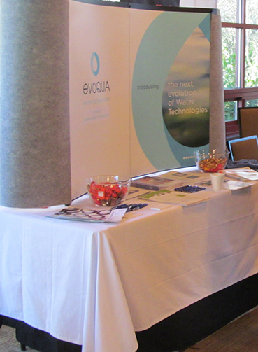 Evoqua Water Technologies at the UTAustin BioResearch Product Faire™ Event