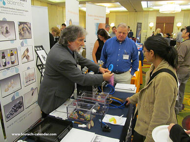 Patterson Scientific at the TAMU BioResearch Product Faire™ Event
