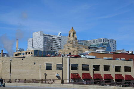 Mayo Clinic in Rochester, MN