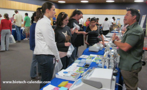 University of Arizona life science marketing events