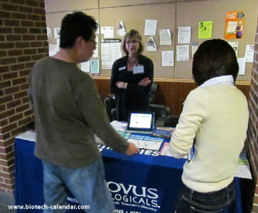 University of North Carolina life science marketing events