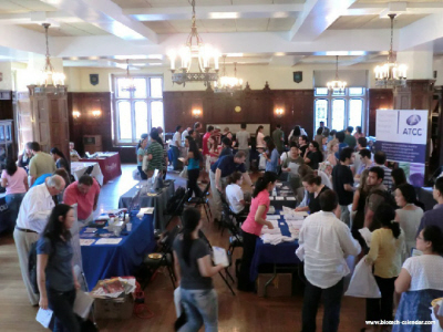 Georgetown University life science marketing events