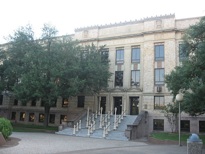 Texas A&M Chemistry Building