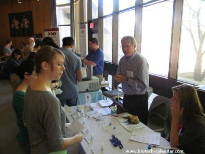 Duke University life science marketing events