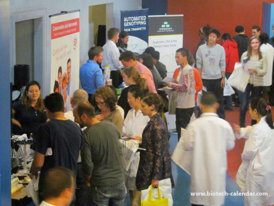Life science marketing events at Columbia University