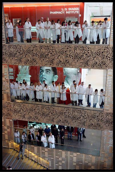 utah pharmacy research building