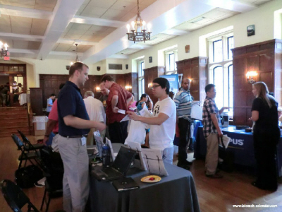 Life science events at Georgetown University