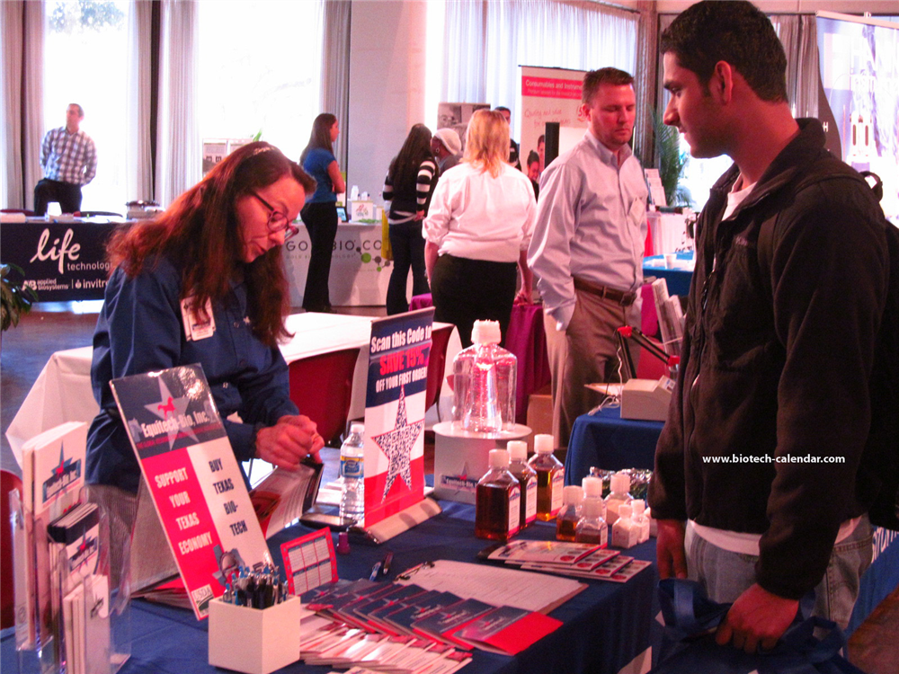 Life science marketing events at Texas A&M