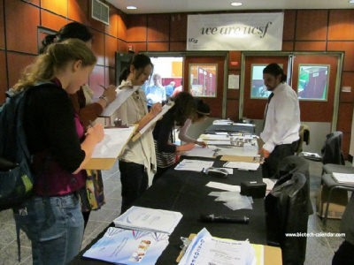 Life science events at the University of California San Francisco