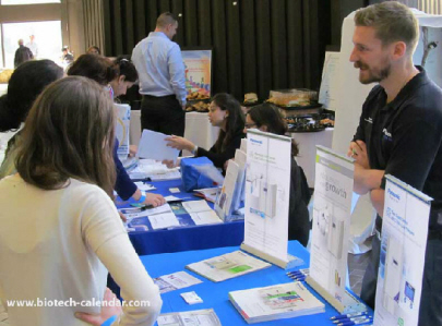 Mount Sinai life science marketing event