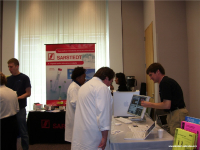 Life science marketing event at Washington University