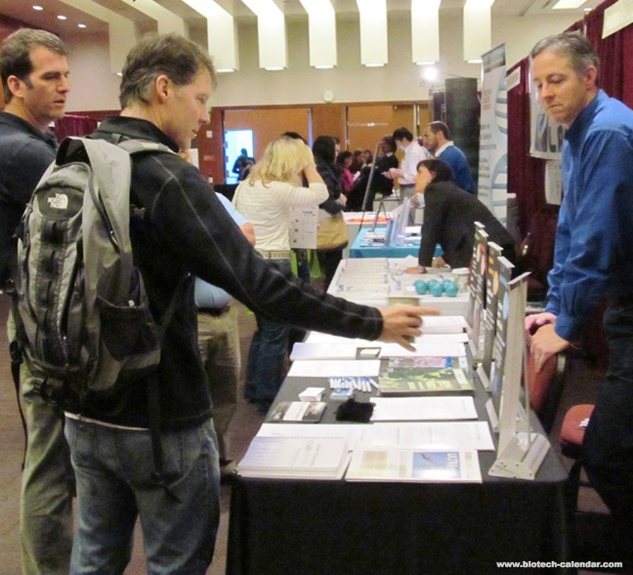 Market products to Bay Area researchers at a Biotechnology Vendor Showcase™ Event at UCSF.