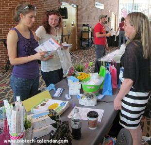 Life science marketing event at University of Georgia