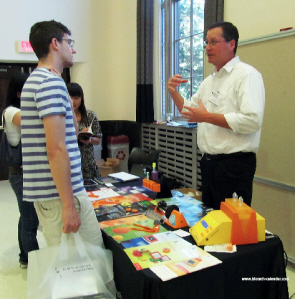 Life science marketing events at the University of Minnesota