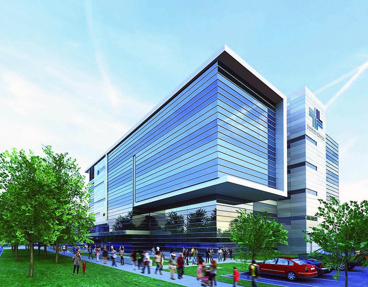 UIC building