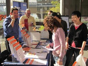 Researchers discover new products at a past New York BioResearch Product Faire™ Event.