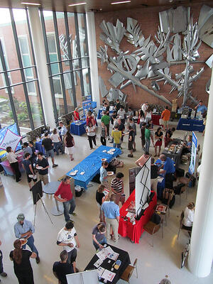 BioResearch Product Faire MSU biotech life science tradeshow
