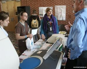 Life scientists learn about new lab products at a past Atlanta BioResearch Product Faire™ Event.