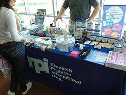 Interact with hundreds of life science researchers.