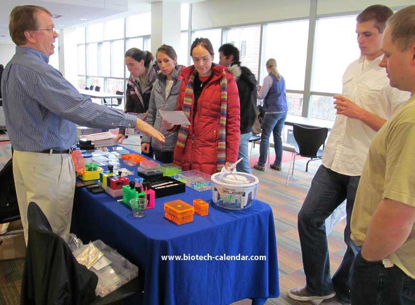 Washington State University, BioResearch Product Faire, Biotechnology Calendar Inc.