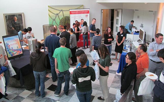 Meet Research Scientists at Utah Vendor Fair