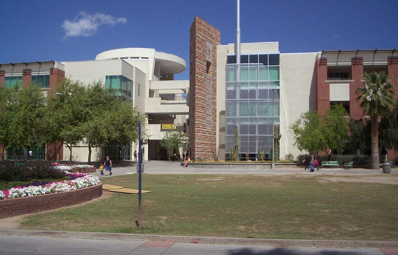 The University of Ariaona, Tucson