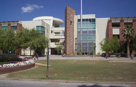 The University of Ariaona, Tucson