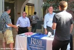 University of Oregon life science tradeshow