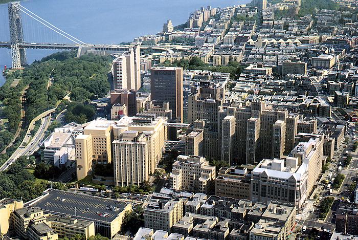 Columbia University Medical Center in New York.
