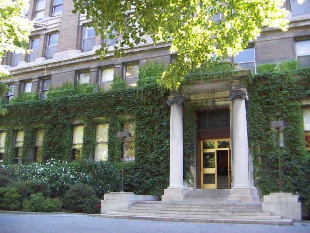 Rockefeller University in New York.