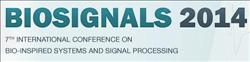 biosignals international conference on bio inspired systems and signal processing logo