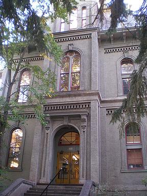 University of Oregon