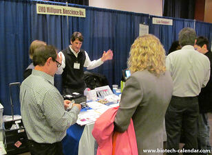 Meet with  lab suppliers at the 10th Semiannual Biotechnology Vendor Showcase™ Event in San Francisco in 2015.