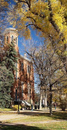 Colorado University marketing events