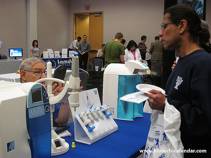 Bioresearchers find new lab tools and products at Washington University.