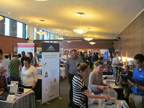 Life Science Vendors at Meeting