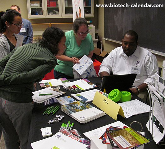 Market lab supplies to Rochester, NY life scientists at the 1st Annual BioResearch Product Faire™ Event in 2016.