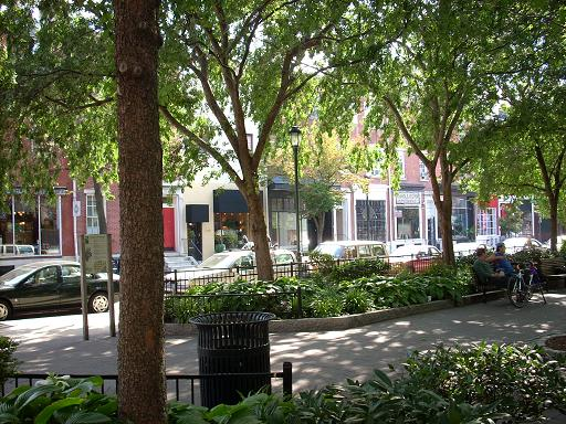 Washington Square, Thomas Jefferson University's newest site location