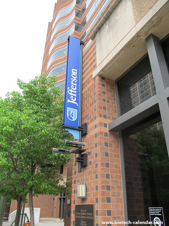 Thomas Jefferson University is a well-funded, growing research marketplace.