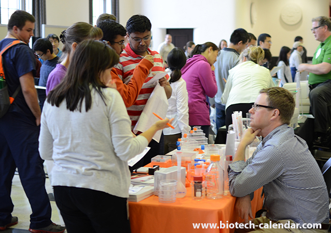 Lab supply companies find new leads at a MN BioResearch Product Faire™ Event.