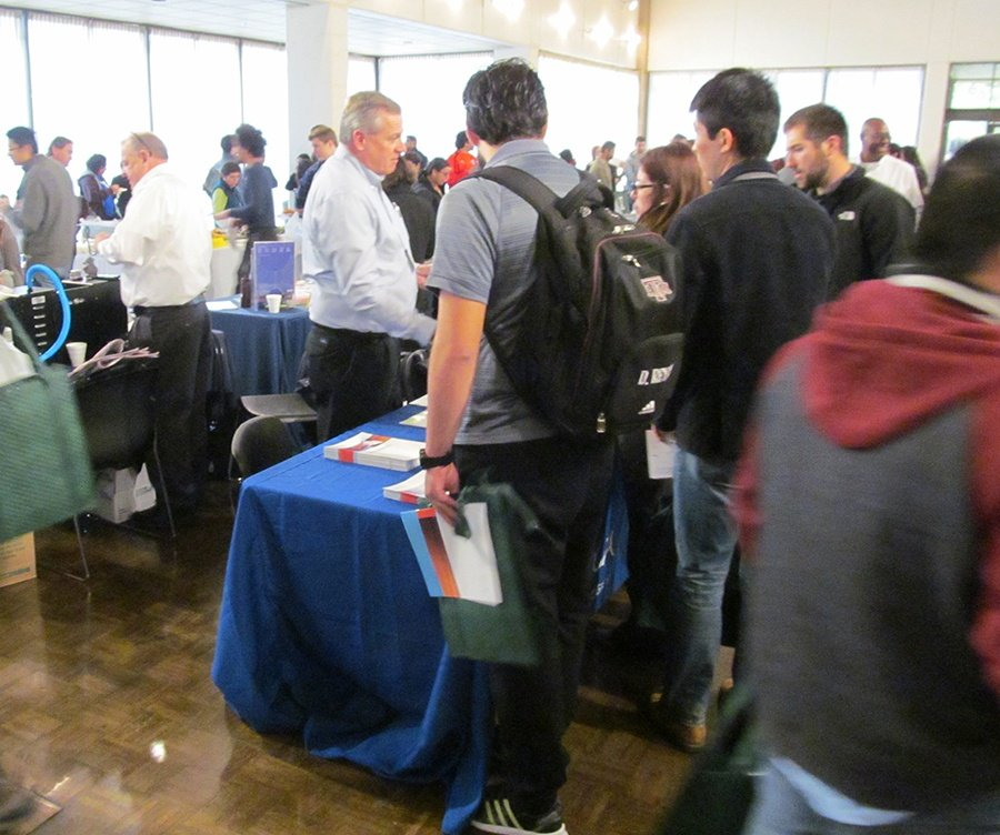 Chem research products and attendees at ucla