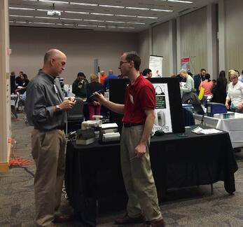 Darwin Chambers Company at the Washington University, St. Louis BioResearch Product Faire™ Event.