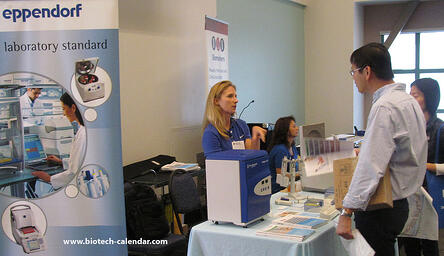 Eppendorf at the UCSB BioResearch Product Faire™ Event.