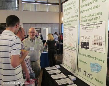 GeneTools at the UCLA Biotechnology Vendor Showcase™ Event.