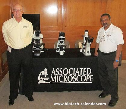 Associated Microscope at the Duke University BioResearch Product Faire™ Event.